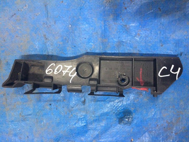 Крепление бампера Citroen C4 5 DOOR TU5JP4 2007 заднее правое