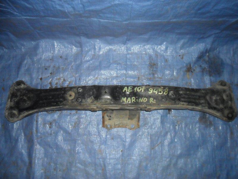 Балка подвески Toyota Sprinter Marino AE101 4AFE 1996 задняя