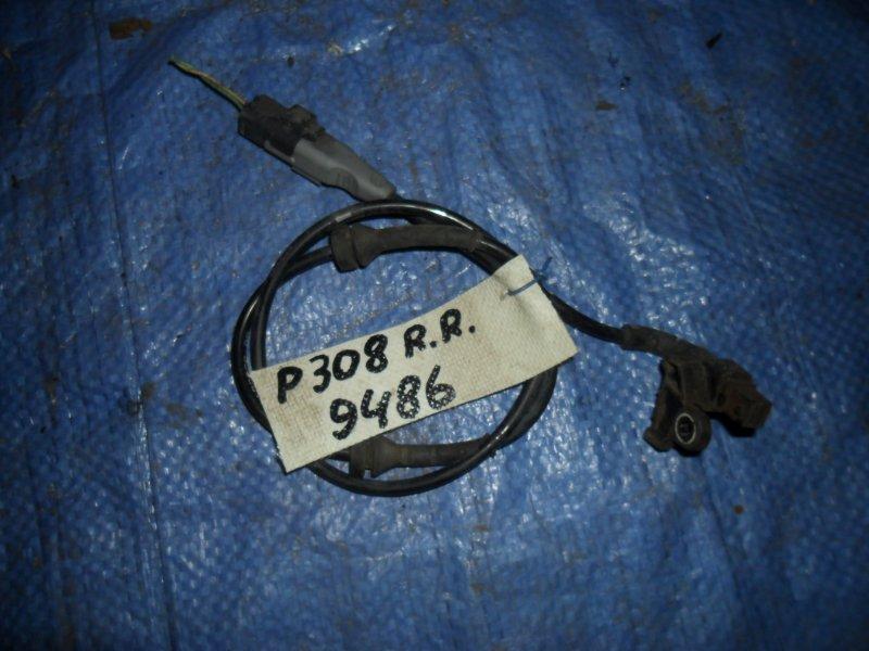 Датчик abs Peugeot 308 EP6 2007 задний