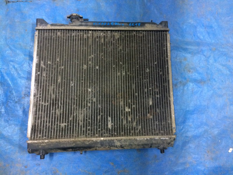Радиатор охлаждения Suzuki Grand Vitara 1998