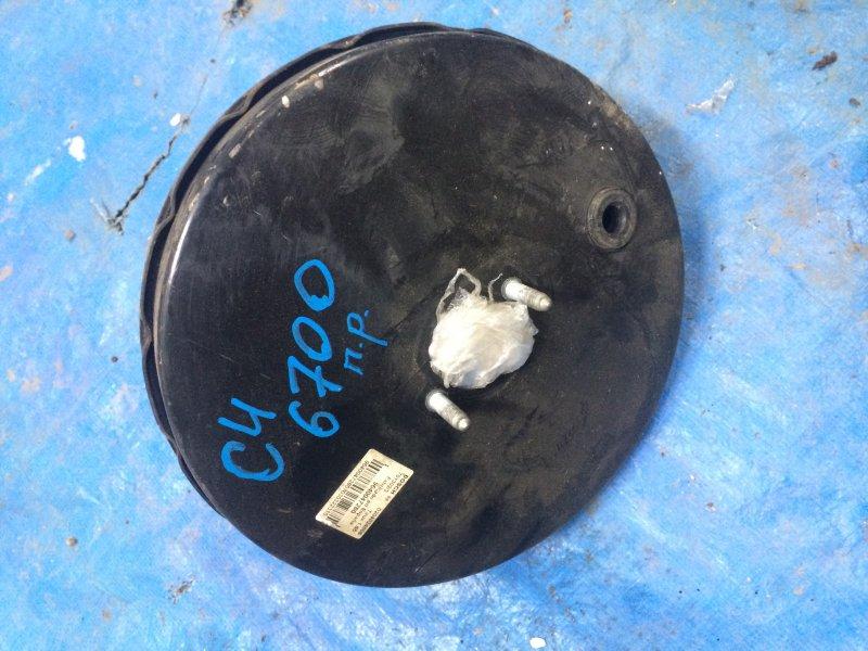 Усилитель вакуумный Citroen C4 5 DOOR TU5JP4 2007