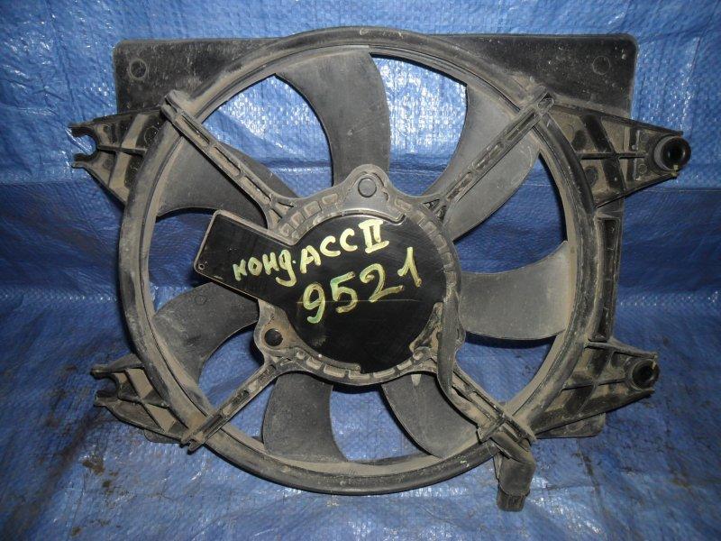 Диффузор радиатора Hyundai Accent G4EC 2008