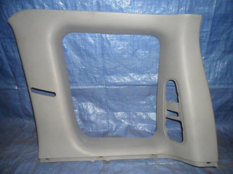 Обшивка багажника Toyota Funcargo NCP20 2NZ 1999 правая верхняя