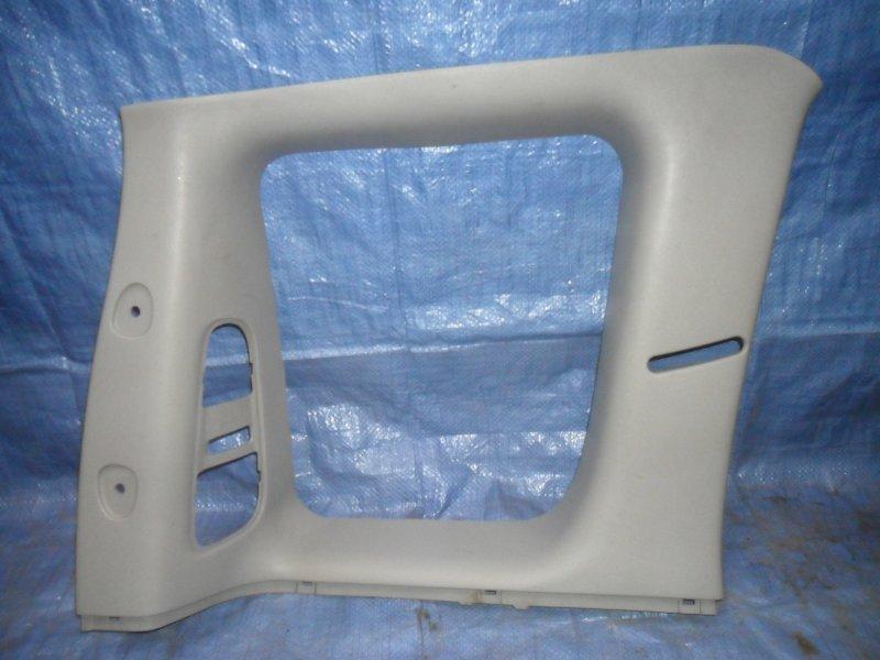 Обшивка багажника Toyota Funcargo NCP20 2NZ 1999 левая верхняя