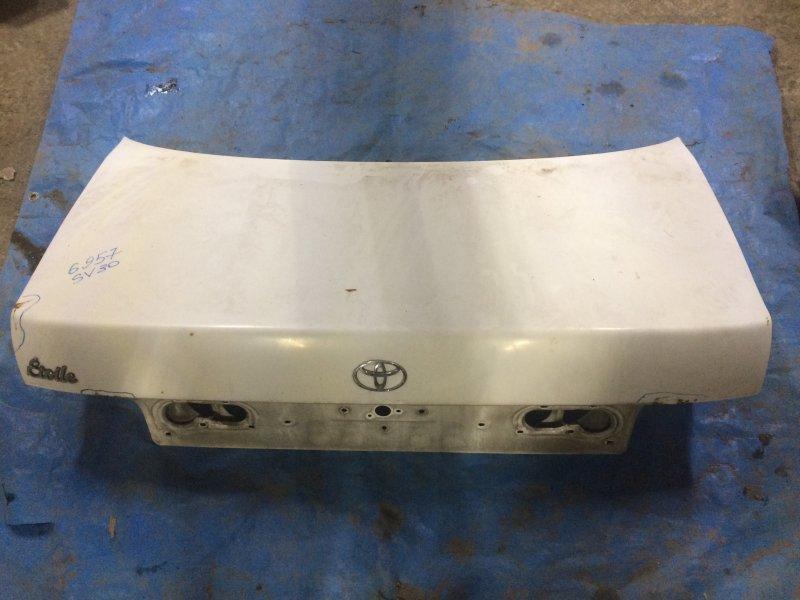 Крышка багажника Toyota Camry Sv30 SV30 4S-FE 1993