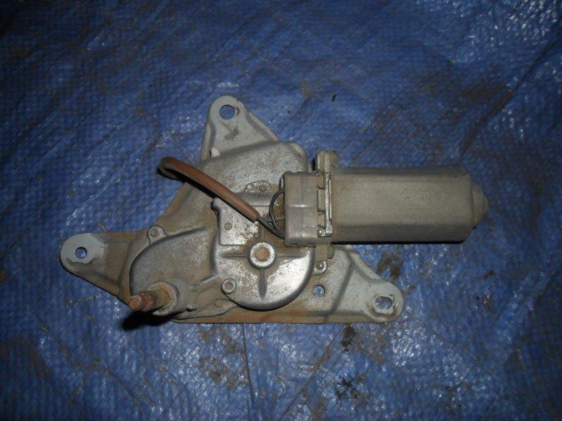 Мотор стеклоочистителя Nissan Vanette SK82MN F8 задний