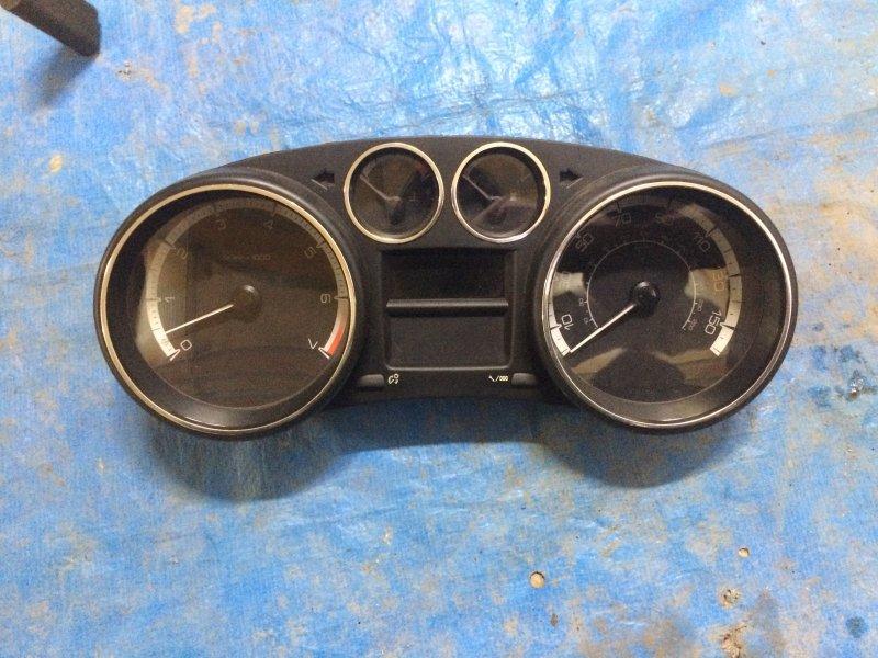 Щиток приборов Peugeot 308 EP6 2007