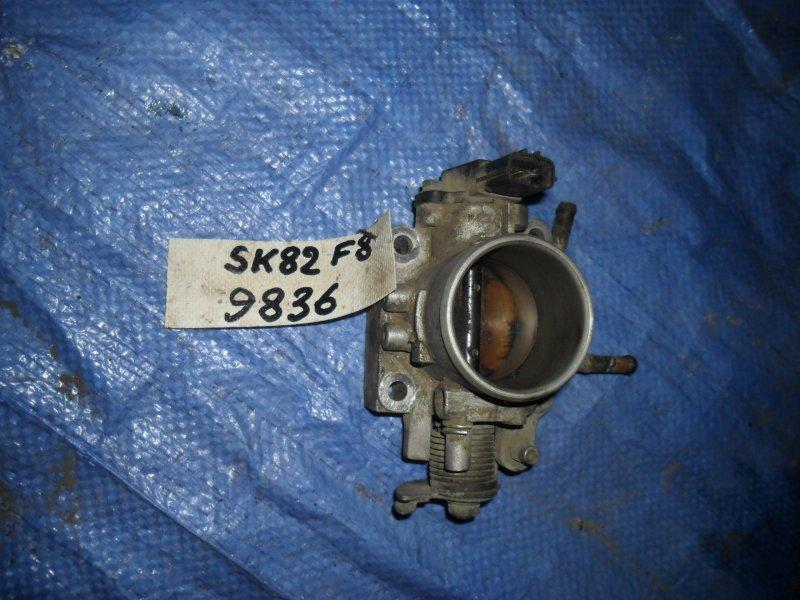 Заслонка дроссельная Nissan Vanette SK82MN F8