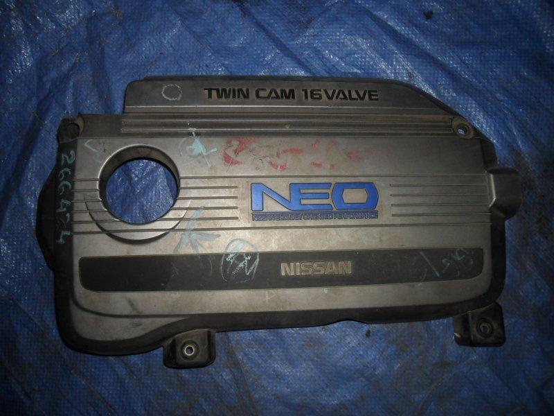 Крышка двигателя Nissan Sunny FB15 QG15 1999