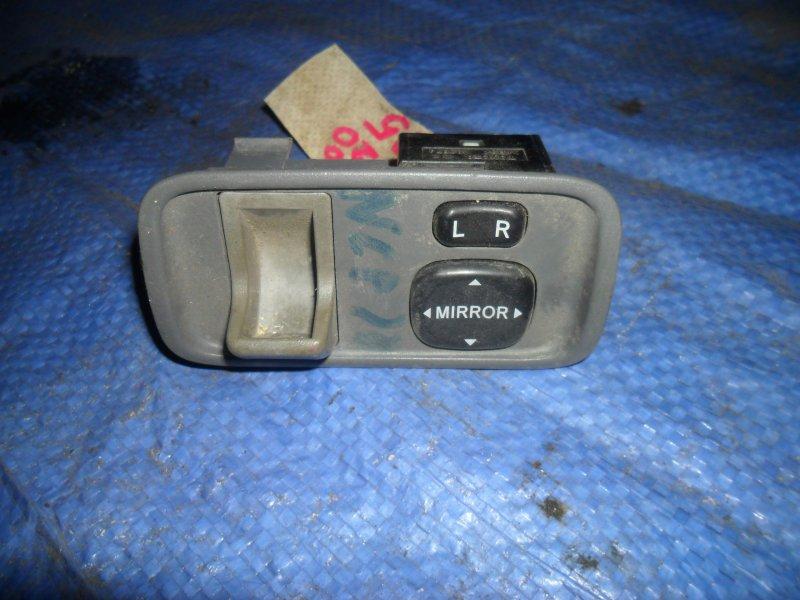 Блок управления зеркалами Toyota Funcargo NCP20 2NZ 1999