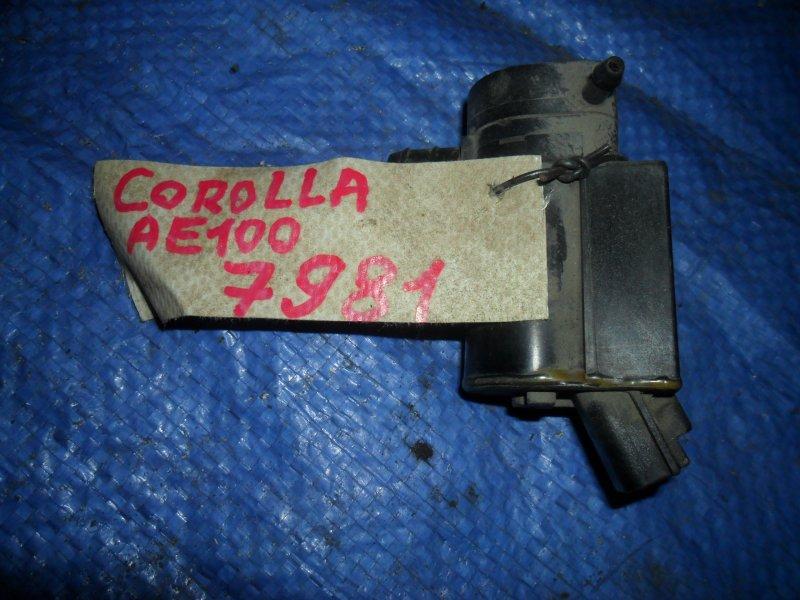 Мотор омывателя Toyota Corolla AE100 1993