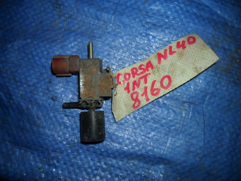 Клапан вакуумный Toyota Corsa NL40 1NT 1992