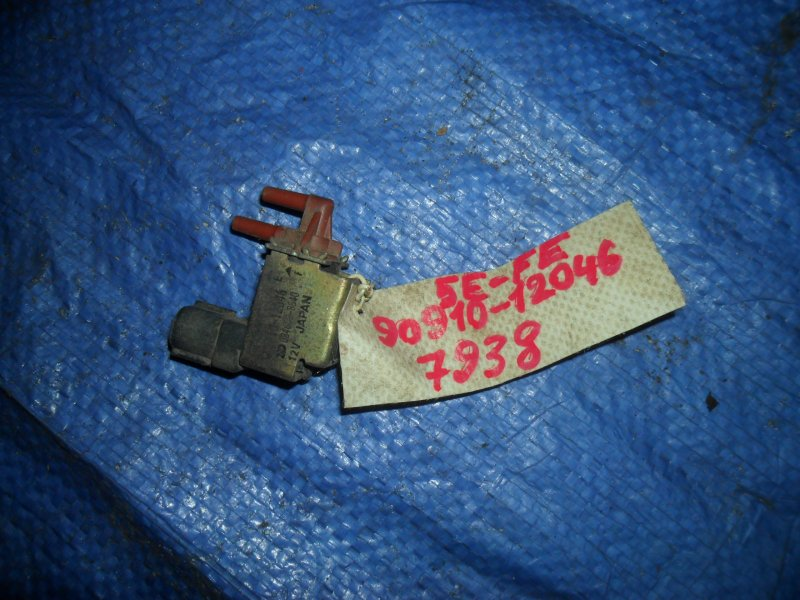 Клапан вакуумный Toyota Corolla EE90 2E 1990