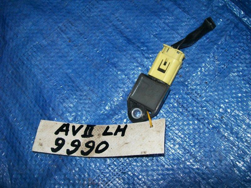 Датчик airbag Toyota Avensis ZZT251 1ZZ-FE 2003 задний левый