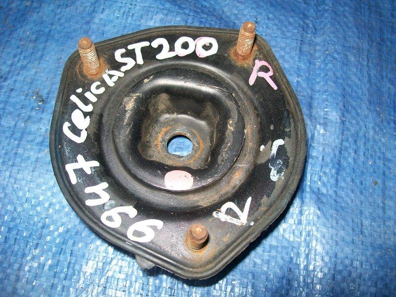 Опора амортизатора Toyota Celica ST202 1995 задняя правая