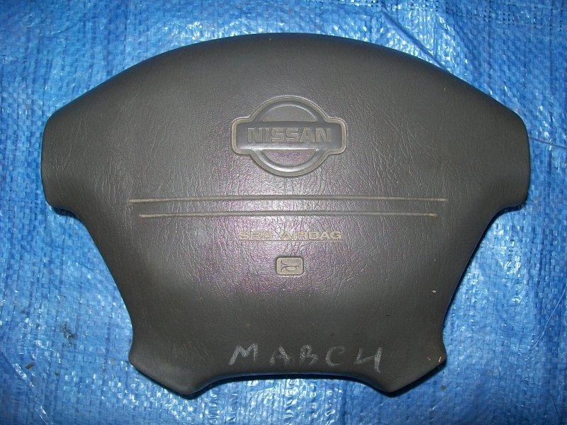 Подушка безопасности в руль Nissan March K11 CG10 1999