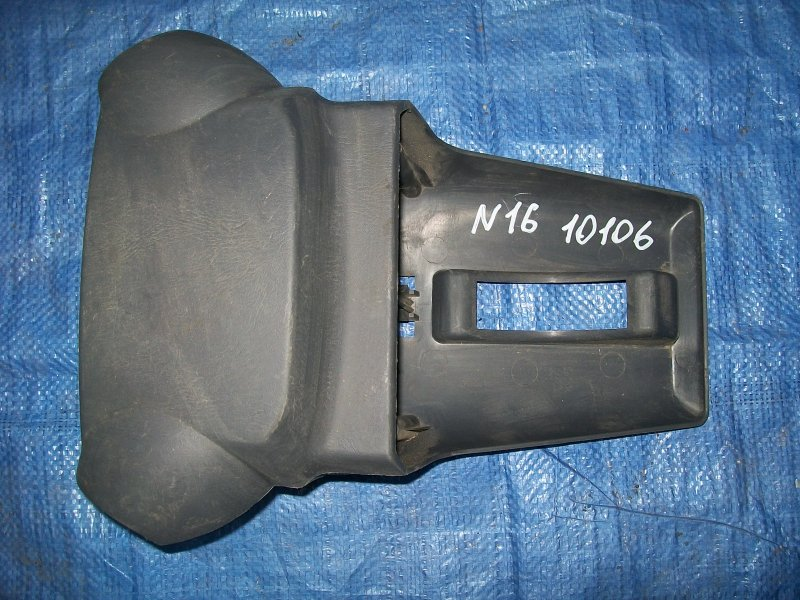 Кожух рулевой колонки Nissan Almera N16 QG15 2001
