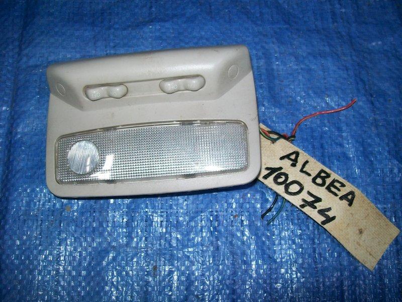 Плафон потолочный Fiat Albea 2007