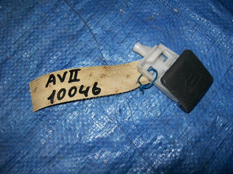 Ручка открывания капота Toyota Avensis ZZT251 1ZZ-FE 2003