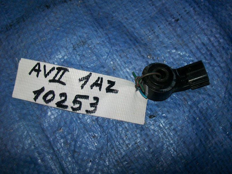 Датчик детонации Toyota Avensis AZT250 1AZ-FSE 2003