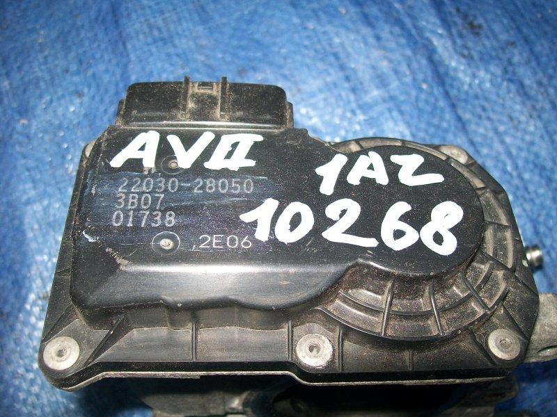 Заслонка дроссельная Toyota Avensis AZT250 1AZ-FSE 2003