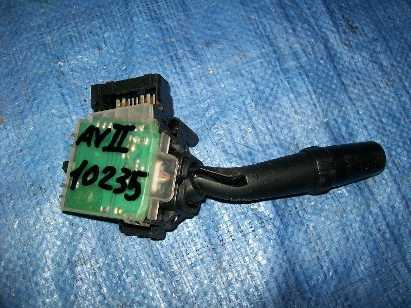 Переключатель подрулевой Toyota Avensis ZZT251 1ZZ-FE 2003 правый
