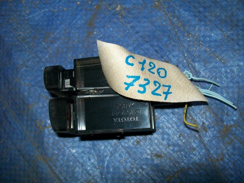 Кнопка аварийки Toyota Corolla 120 3ZZ-FE 2003