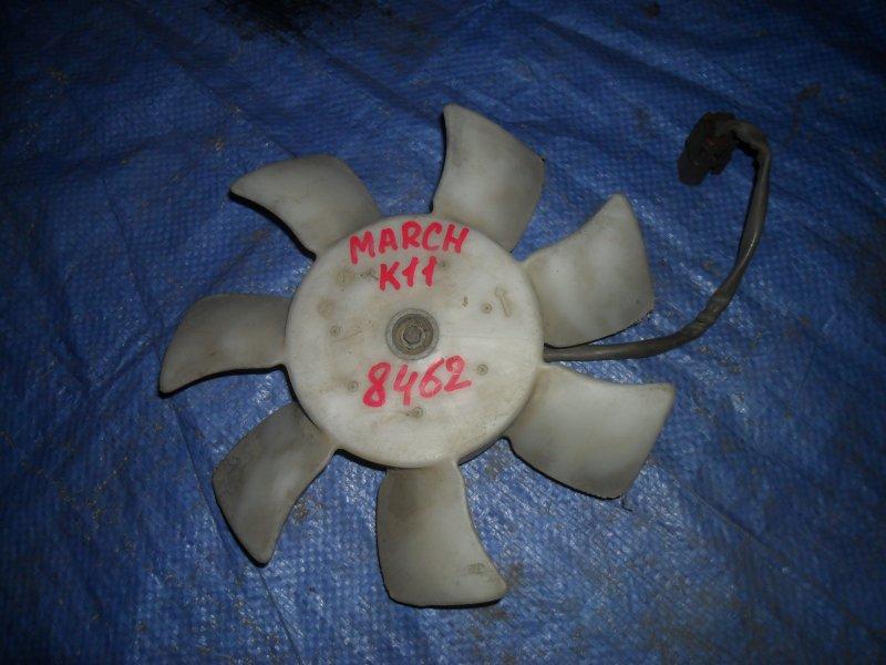 Вентилятор охлаждения Nissan March K11 CG10 1999