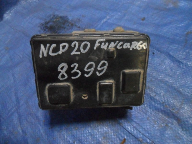 Блок abs Toyota Funcargo NCP20 2NZ 1999