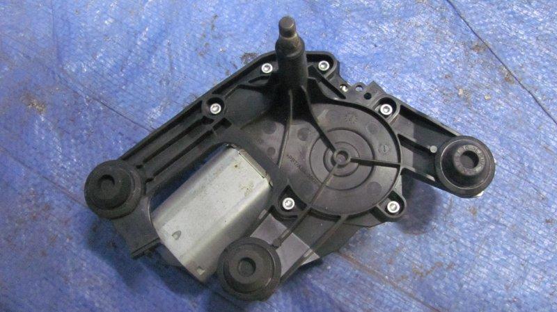 Мотор стеклоочистителя Peugeot 308 EP6 2007