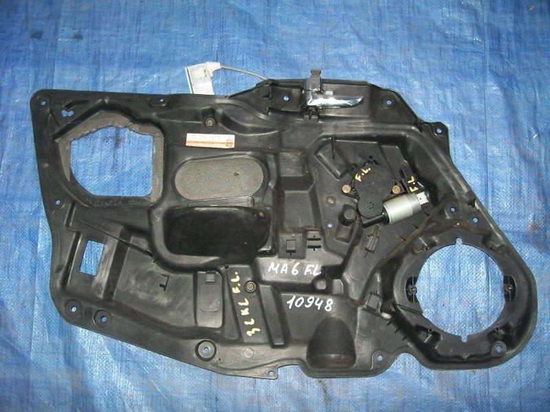 Стеклоподъемник Mazda Atenza GYEW 2003 передний левый