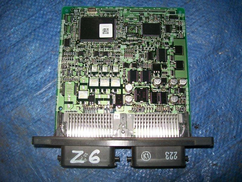 Блок управления двигателем Mazda 3 BK Z6 2003