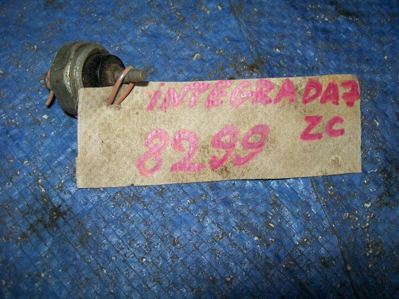 Датчик давления масла Honda Integra DA7 1994