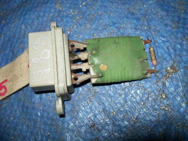 Резистор отопителя Fiat Punto 188 1.2 1999