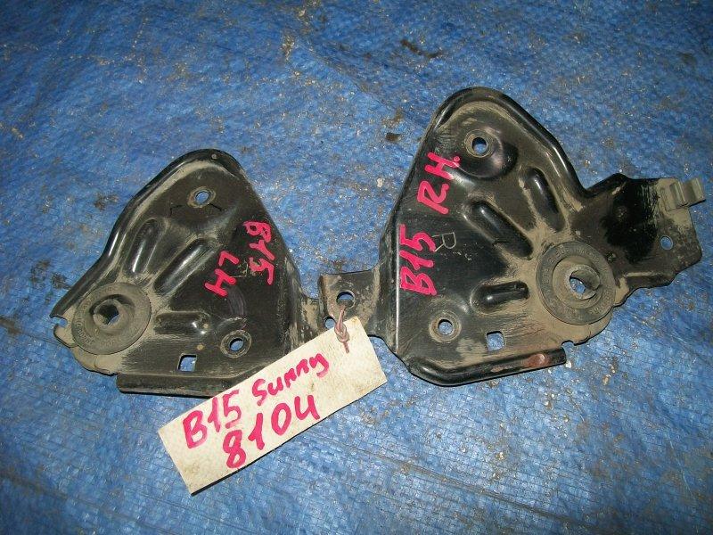 Крепление радиатора Nissan Sunny FB15 QG15 1999