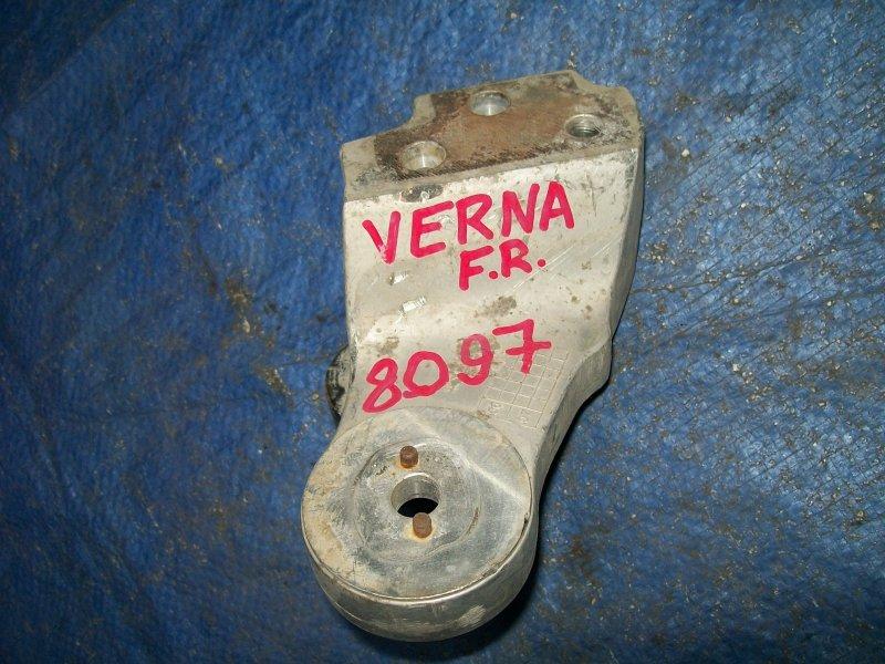 Кронштейн двигателя Hyundai Verna G4EE 2007 правый верхний