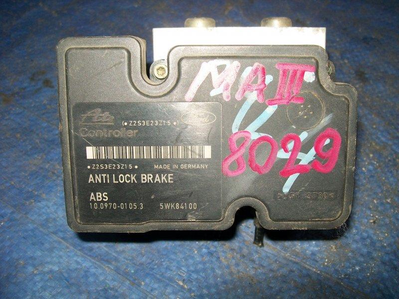 Блок abs Mazda 3 BK Z6 2003