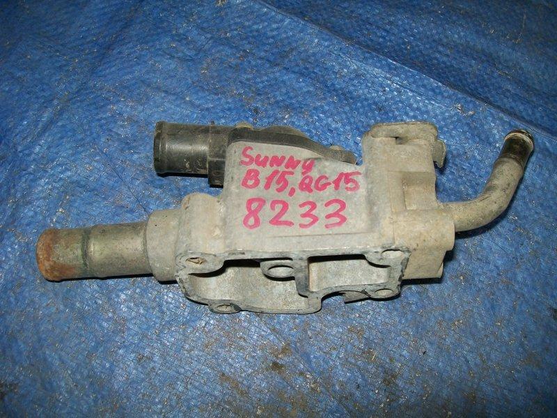 Корпус термостата Nissan Sunny FB15 QG15 1999