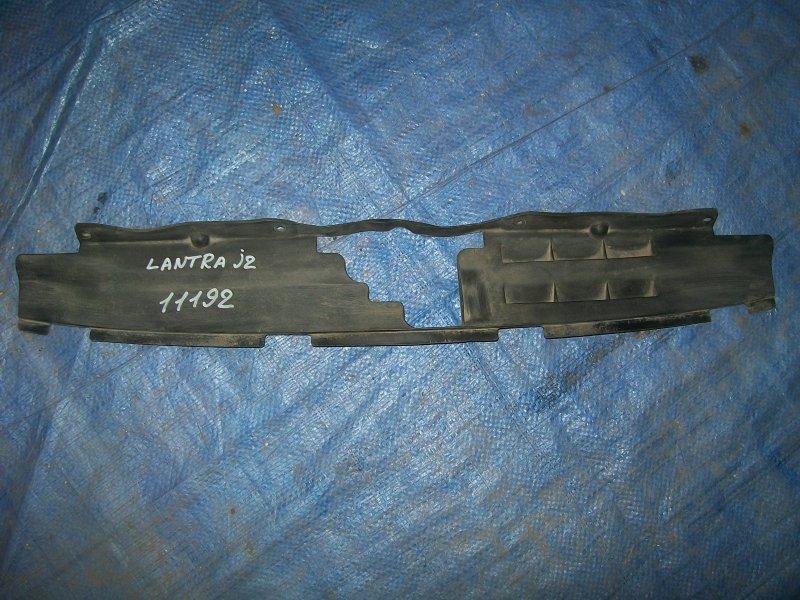 Накладка решетки радиатора Hyundai Lantra J2 1995