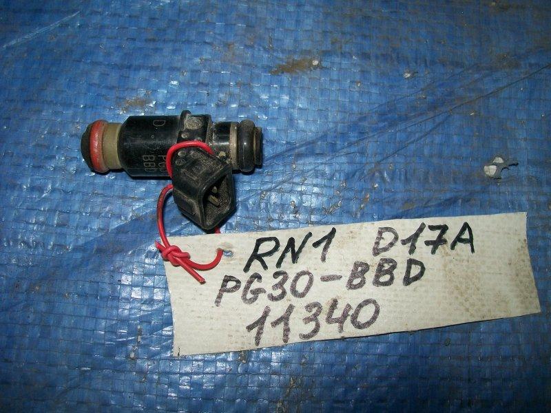 Форсунка Honda Stream RN1 D17 2001