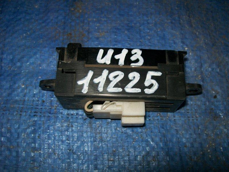 Часы Nissan Bluebird U13 SR18DE 1993