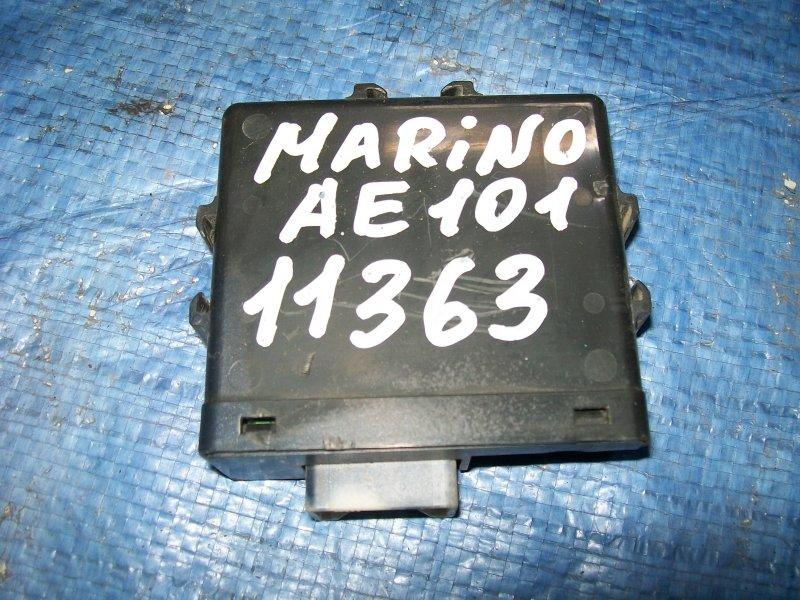 Блок управления центральным замком Toyota Sprinter Marino AE101 4AFE 1996