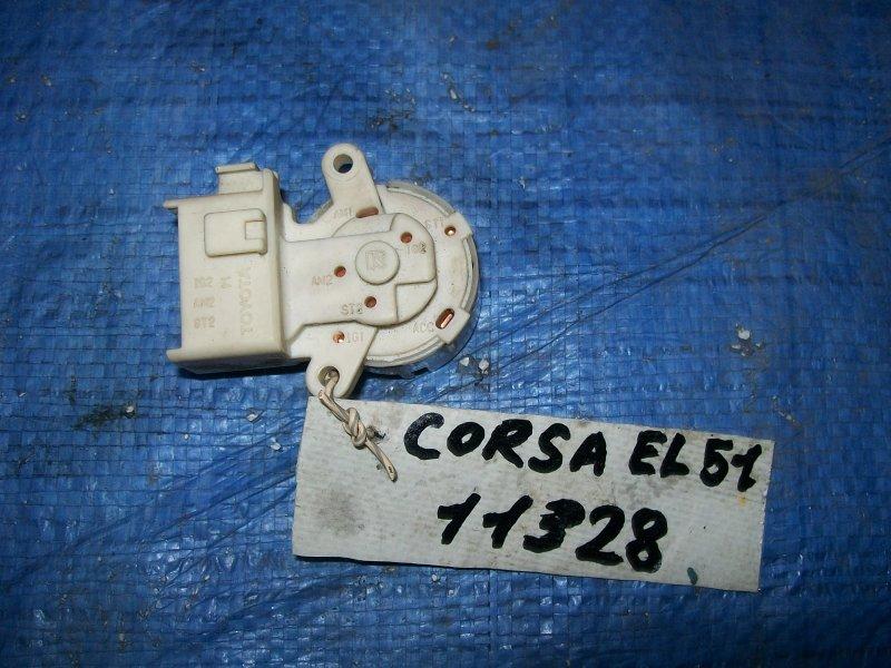 Контактная группа Toyota Corsa EL51 4E-FE 1998