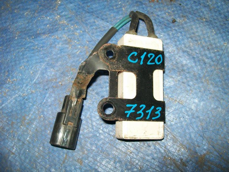 Резистор вентилятора Toyota Corolla 120 3ZZ-FE 2003