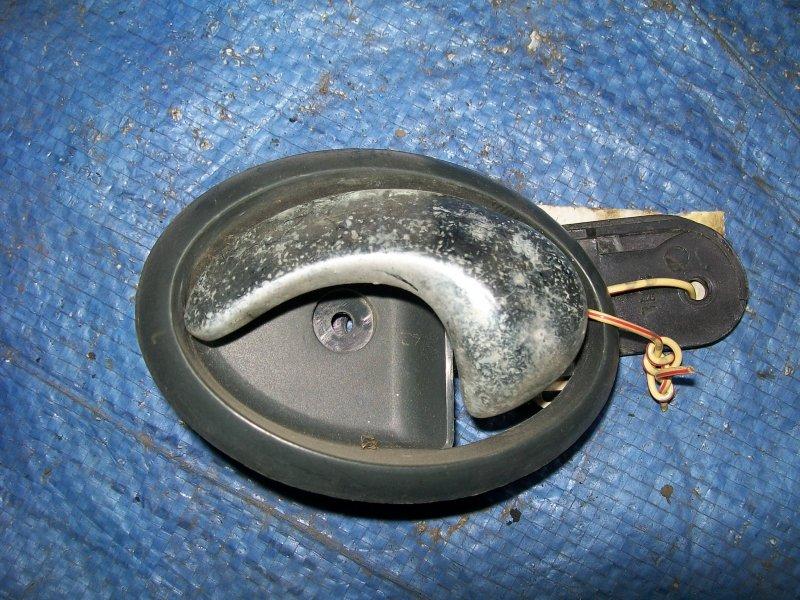 Ручка двери внутренняя Hafei Brio задняя левая