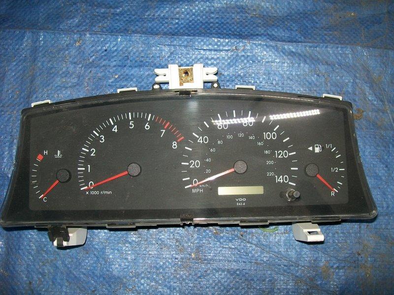 Щиток приборов Toyota Corolla 120 3ZZ-FE 2003