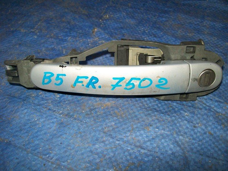 Ручка двери наружняя Volkswagen Passat B5 APU 2000 передняя правая