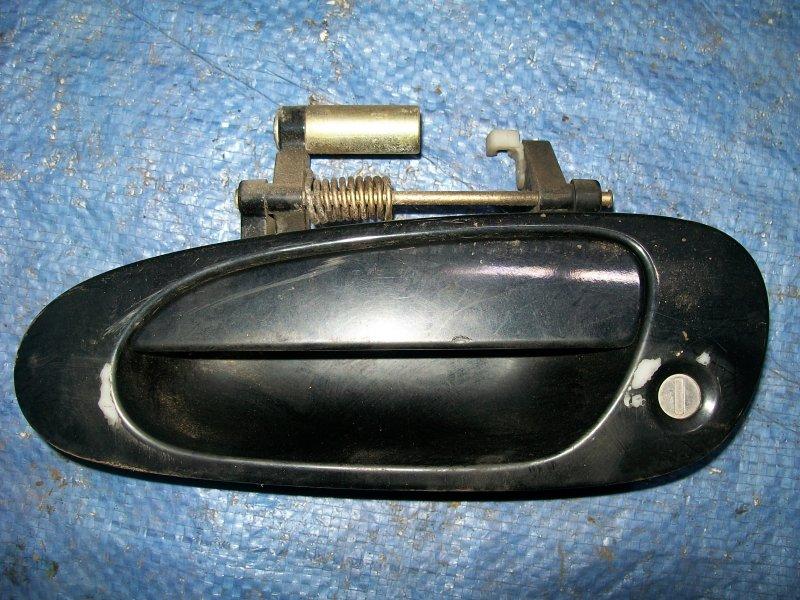 Ручка двери наружняя Honda Civic EU1 2001 передняя левая
