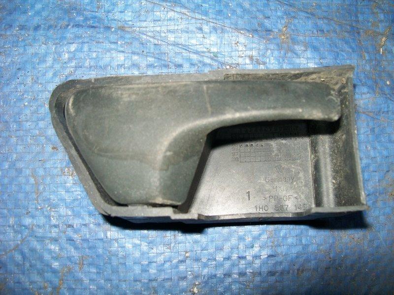 Ручка двери внутренняя Volkswagen Golf 3 передняя правая