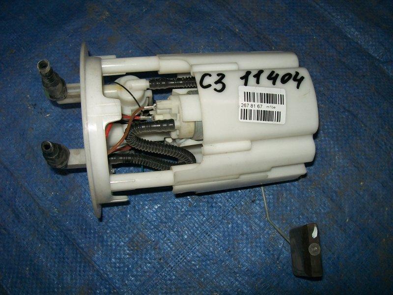 Насос топливный Citroen C3 NFU 2003